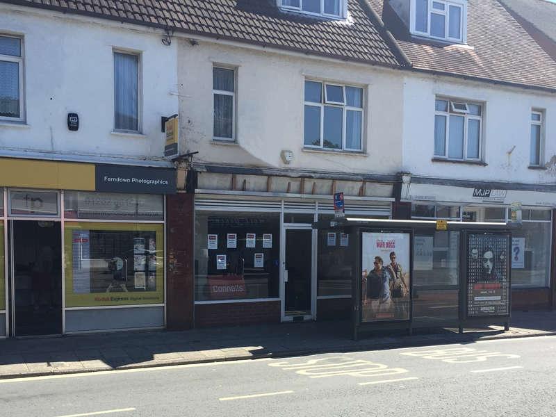Shop Commercial for sale in 22-24 Victoria Road, Ferndown, Dorset BH22 9HZ