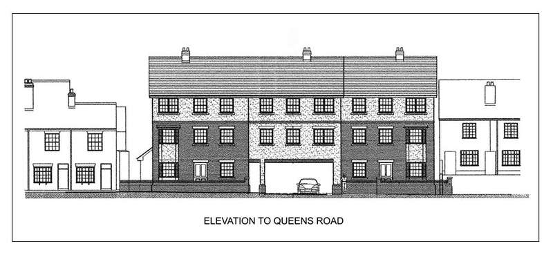 Land Commercial for sale in Land at Queens Road/Fife Street,Nuneaton,Warwickshire, CV11 5NB, Nuneaton