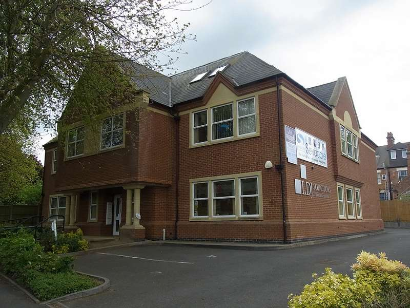 Office Commercial for rent in Part First Floor Elizabeth House,St Mary's Road,Hinckley,Leicestershire,LE10 1EQ, St Mary's Road, Hinckley