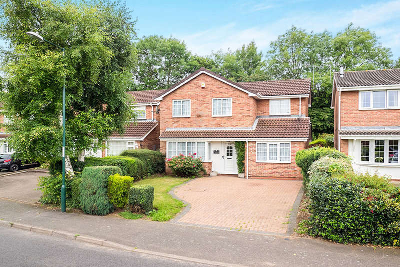 4 Bedrooms Detached House for sale in Cranwell Road, Nottingham, NG8