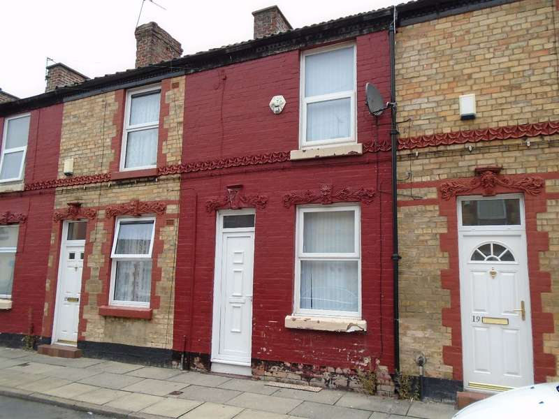 2 Bedrooms Terraced House for sale in Elwy Street, Liverpool, L8 8BL