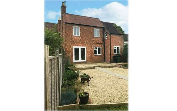 2 Bedrooms Semi Detached House for sale in Old Post Office Lane, Badsey, Evesham, Worcestershire
