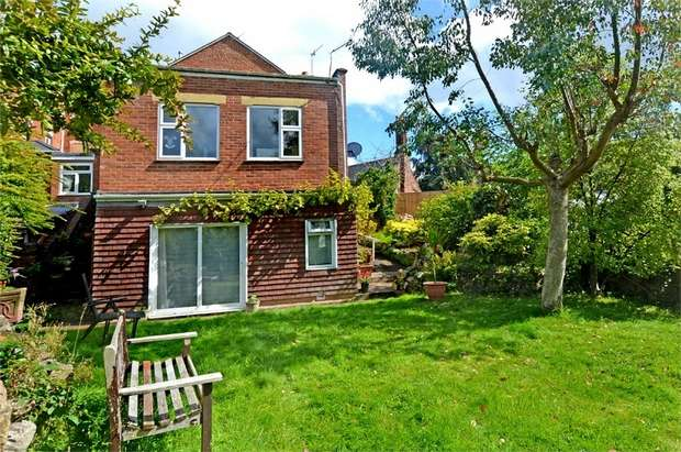 2 Bedrooms Flat for sale in Denmark Road, St Leonards, EXETER, Devon