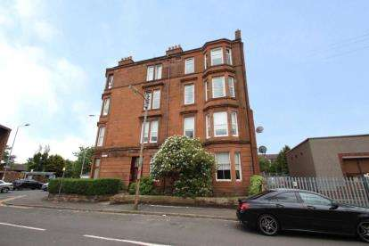 2 Bedrooms Flat for sale in Fingask Street, Sandyhills, Glasgow