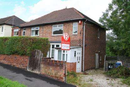 2 Bedrooms Semi Detached House for sale in Lister Crescent, Sheffield, South Yorkshire