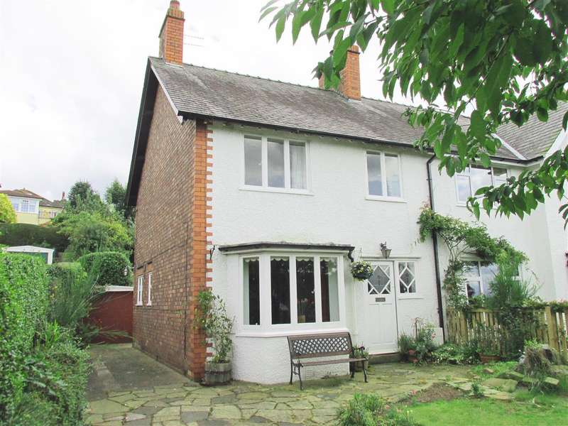 3 Bedrooms Semi Detached House for sale in 'Ingleside' Sandy Lane, Frodsham