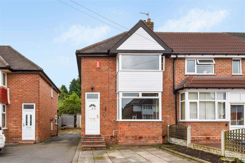 2 Bedrooms Terraced House for sale in Kingswood Road, Northfield, Birmingham