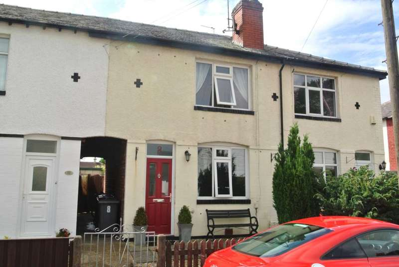 2 Bedrooms Terraced House for rent in Hereford Ave, Blackpool, FY3 9LL