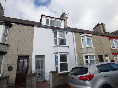 2 Bedrooms Terraced House for sale in Porthdafarch Road, Holyhead, Anglesey, LL65