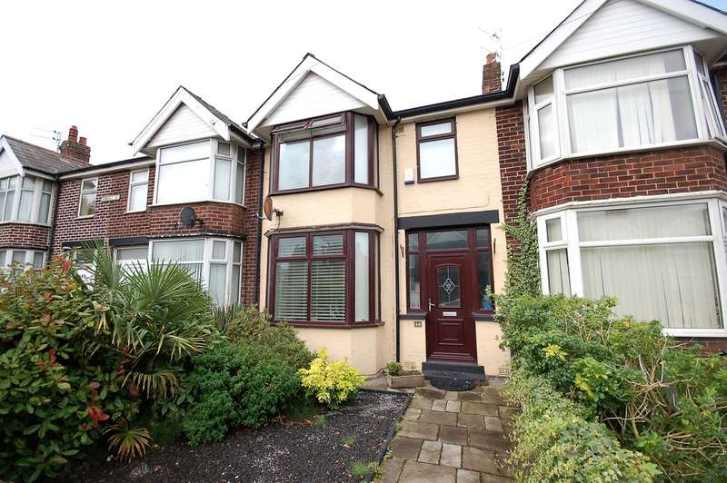 3 Bedrooms Terraced House for sale in Ferndale Avenue, Blackpool
