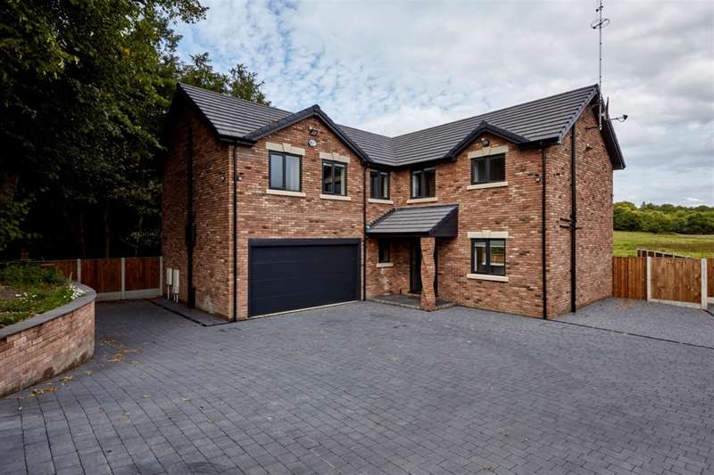 5 Bedrooms Detached House for rent in The Sidings, Worsley, Manchester, M28 2QD