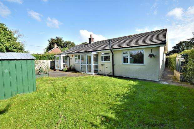 4 Bedrooms Detached Bungalow for sale in West Lane, Dolton, Winkleigh, Devon