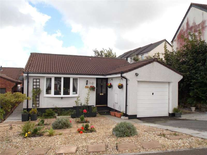2 Bedrooms Detached Bungalow for sale in Penwithick Park, Penwithick, St Austell