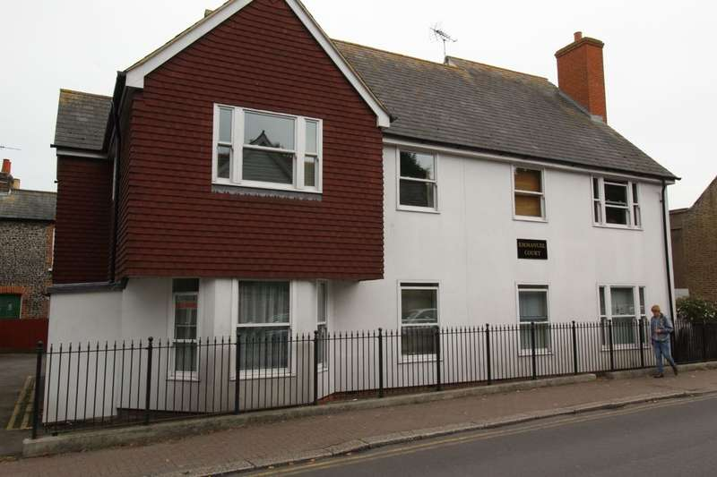 2 Bedrooms Flat for sale in Emmanuel Court Church Street, Broadstairs, CT10