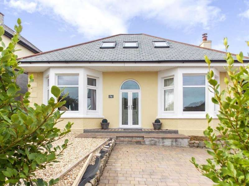 3 Bedrooms Detached Bungalow for sale in Southbourne Road, St. Austell, Cornwall