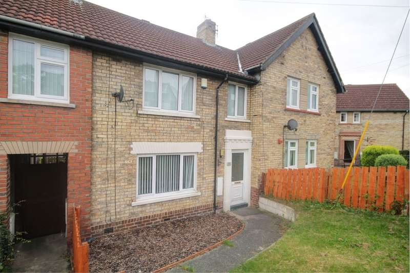 3 Bedrooms Property for sale in West Road, Bridgehill, Consett, DH8