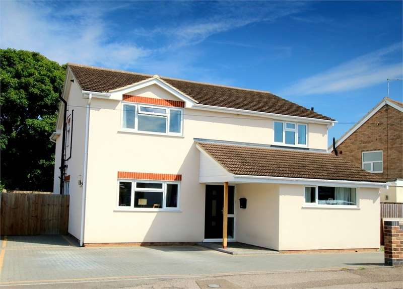 4 Bedrooms Detached House for sale in Eynesbury, ST NEOTS