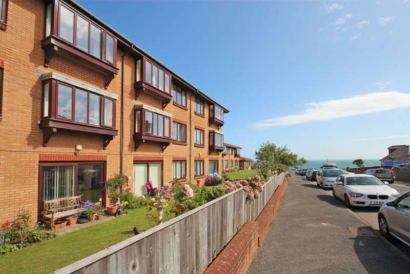 1 Bedroom Retirement Property for sale in Admiralty Road, Southbourne, Bournemouth