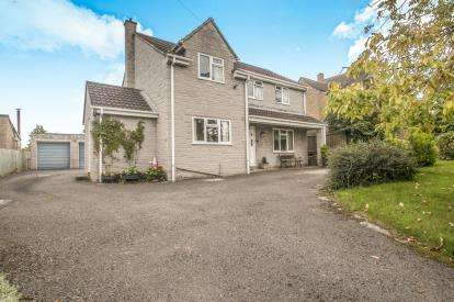 4 Bedrooms Detached House for sale in Long Load, Langport, Somerset