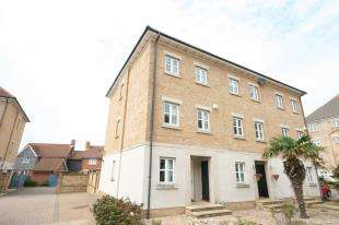 3 Bedrooms End Of Terrace House for sale in Arequipa Reef, North Harbour, Eastbourne, East Sussex