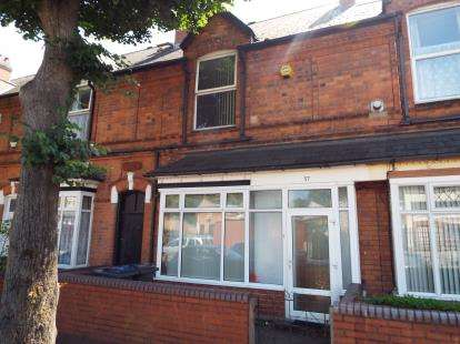 3 Bedrooms Terraced House for sale in Hutton Road, Handsworth, Birmingham, West Midlands