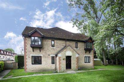 Flat for sale in Swan Drive, Colindale, London