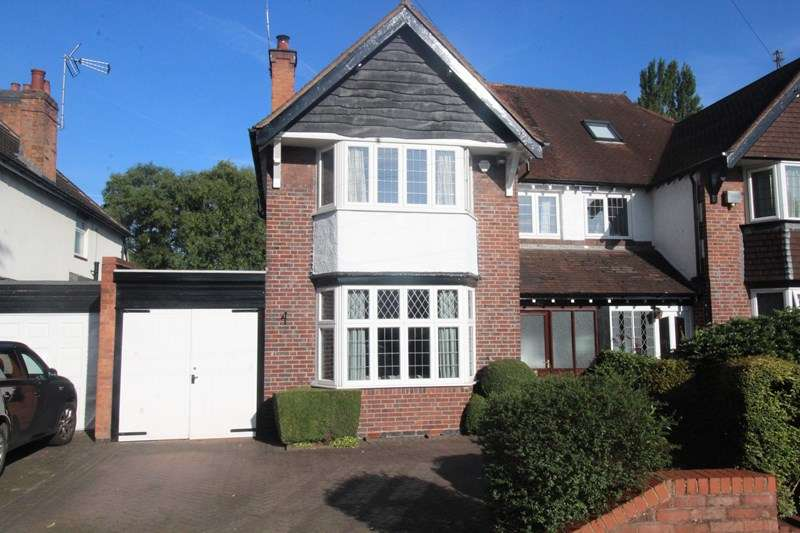 4 Bedrooms Semi Detached House for sale in Bills Lane, Shirley, Solihull