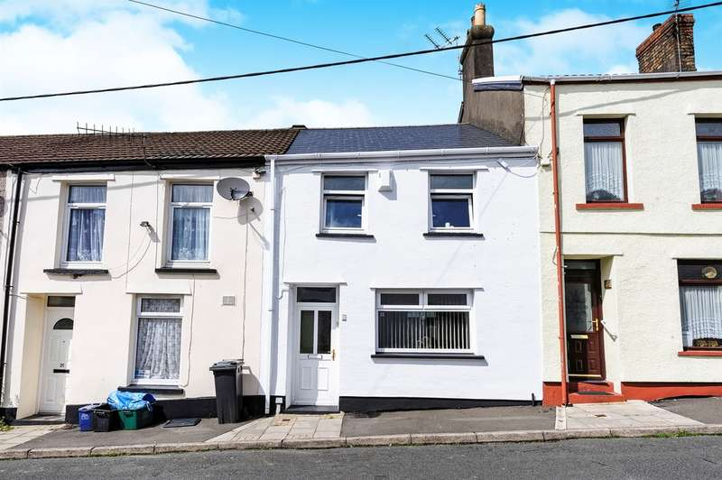 3 Bedrooms Terraced House for sale in Broad Street, Dowlais, MERTHYR TYDFIL