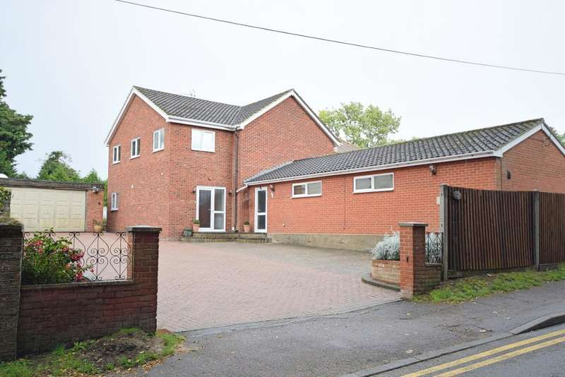 5 Bedrooms Detached House for sale in School Lane, Harlow, CM20 2QB