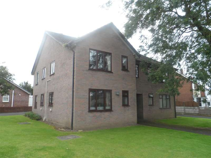 1 Bedroom Flat for sale in Broadfield Court, Poulton Le Fylde, FY6 8BU