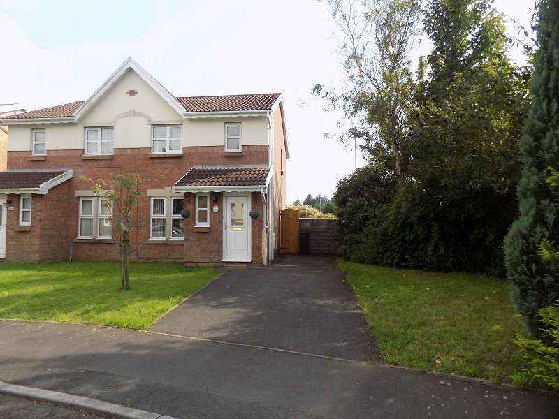3 Bedrooms Semi Detached House for sale in Heol Y Nant , Baglan, Port Talbot, Neath Port Talbot. SA12 8ET