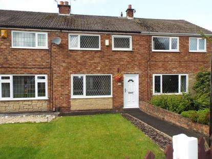 3 Bedrooms Terraced House for sale in Old Hall Drive, Bamber Bridge, Preston, Lancashire