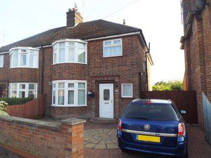 3 Bedrooms Semi Detached House for sale in Ashcroft Gardens, Peterborough, Cambridgeshire