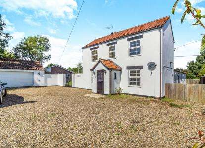 4 Bedrooms Detached House for sale in Smallburgh, Norwich, Norfolk