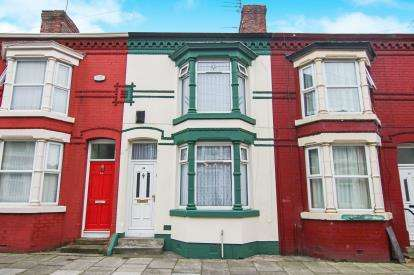 4 Bedrooms Terraced House for sale in Hartwell Street, Bootle, Liverpool, Merseyside, L21