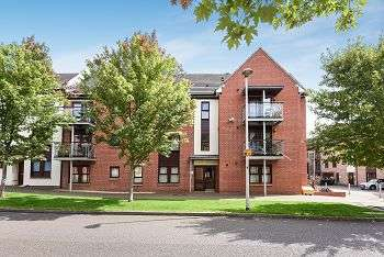 2 Bedrooms Flat for sale in The Approach, Northampton, NN5 5FF