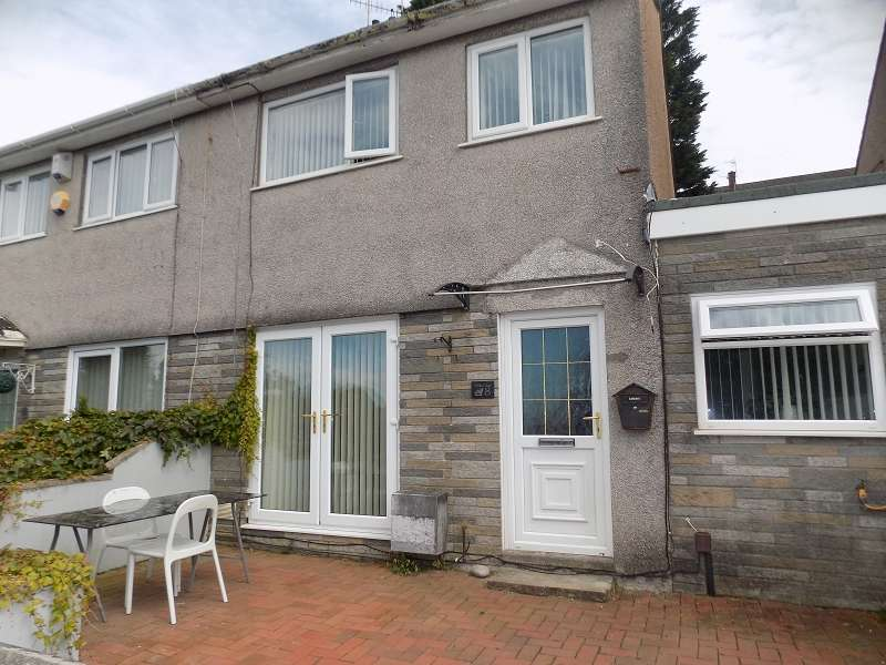 3 Bedrooms Semi Detached House for sale in Wells Close, Baglan, Port Talbot, Neath Port Talbot. SA12 8PT