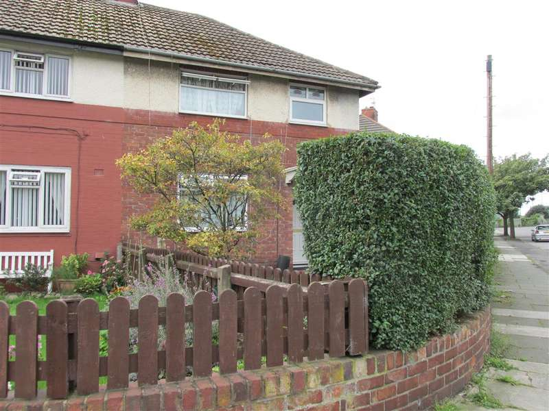 3 Bedrooms Semi Detached House for sale in Vernon Avenue, Wallasey