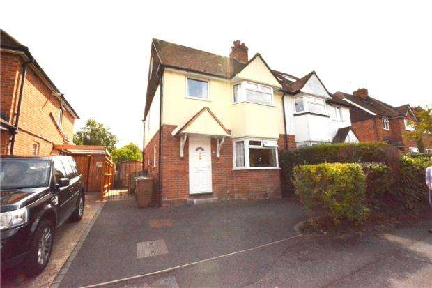 4 Bedrooms Semi Detached House for sale in Beech Grove, Guildford, Surrey