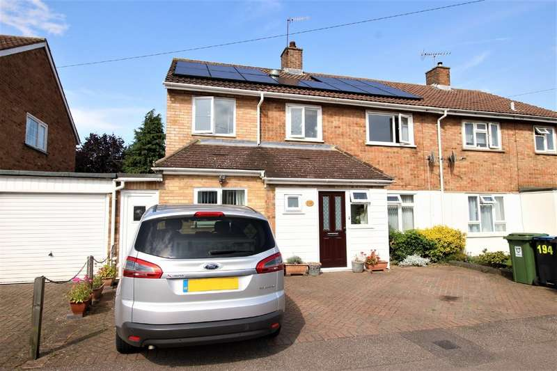4 Bedrooms Semi Detached House for sale in Boxted Road, Hemel Hempstead