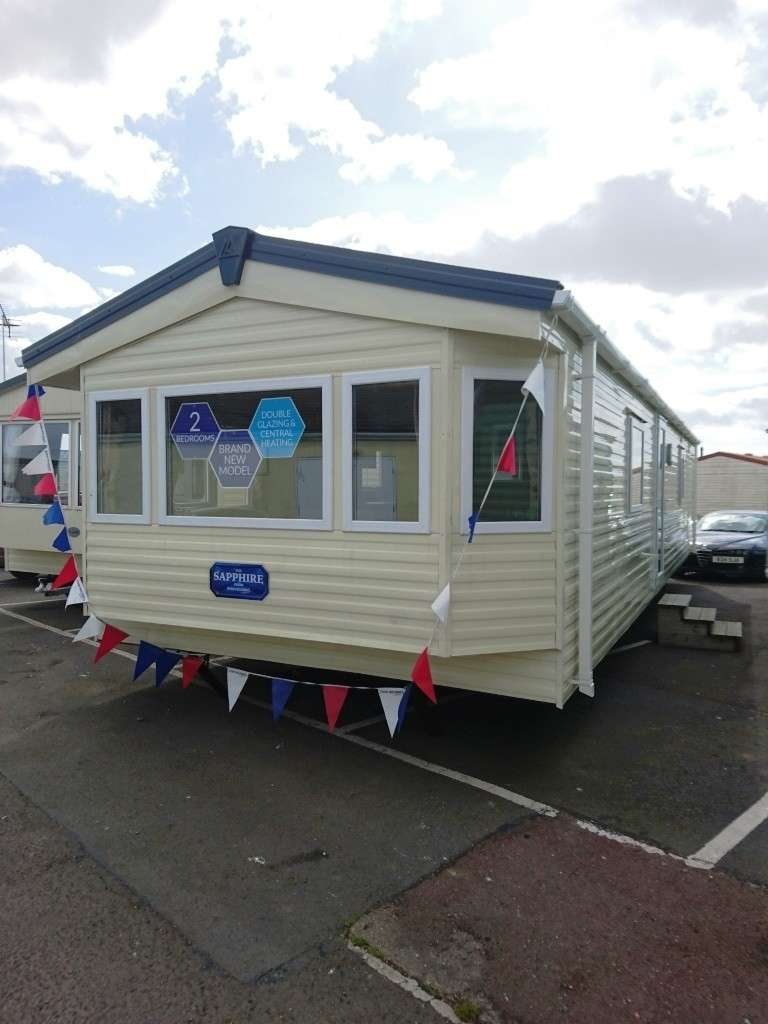 2 Bedrooms Park Home Mobile Home for sale in Delta Saphire - St. Osyth