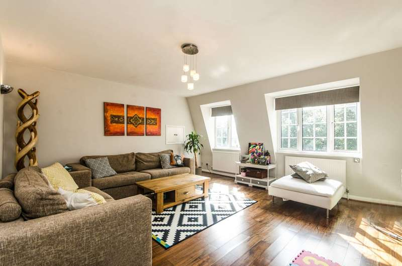 3 Bedrooms Flat for sale in Sudbury Hill, Harrow on the Hill, HA1