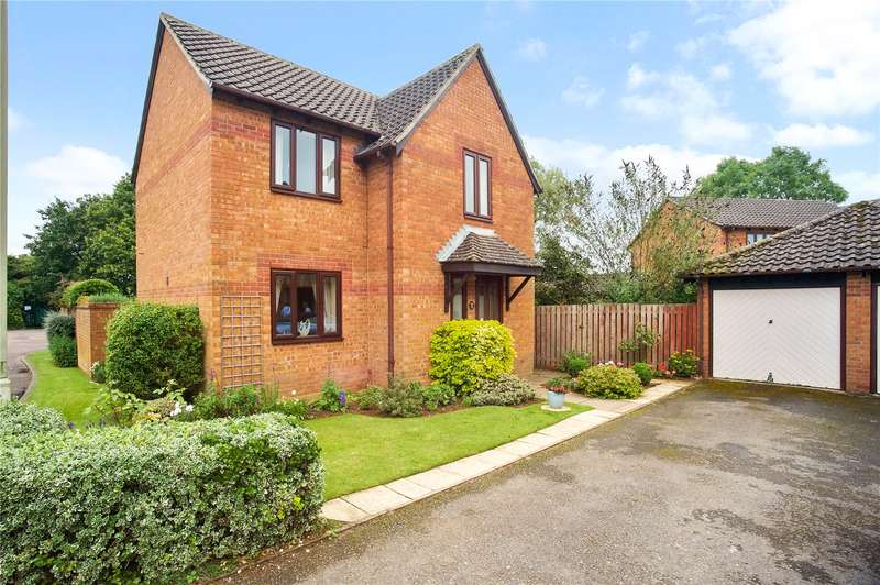 3 Bedrooms Detached House for sale in Mill Close, Deddington, Banbury, Oxfordshire, OX15