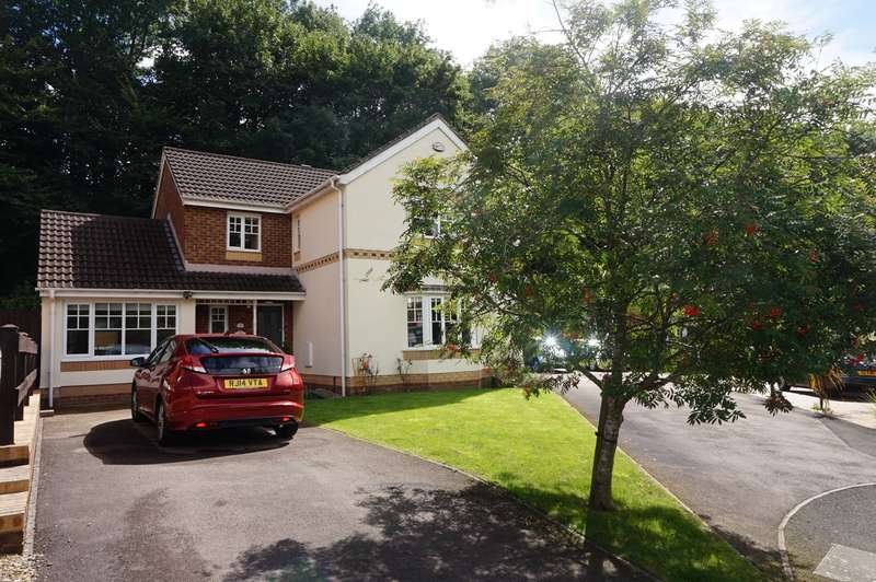 4 Bedrooms Detached House for sale in Glan Gavenny, Abergavenny, NP7