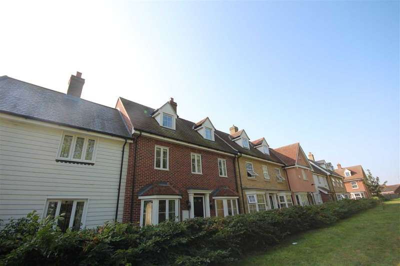 4 Bedrooms Terraced House for sale in Turner Close, Clacton-On-Sea