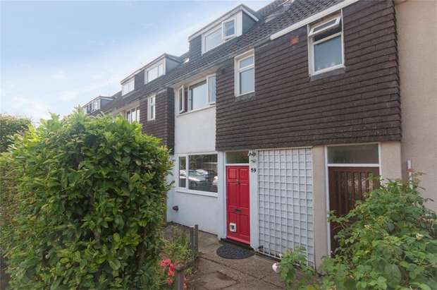 4 Bedrooms Terraced House for sale in Henley-on-Thames, Oxfordshire