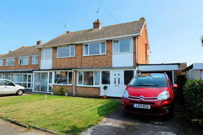 3 Bedrooms Semi Detached House for sale in Lambs Walk, WHITSTABLE, Kent