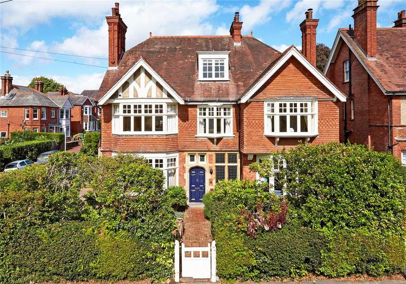 7 Bedrooms Detached House for sale in Molyneux Park Road, Tunbridge Wells, Kent, TN4
