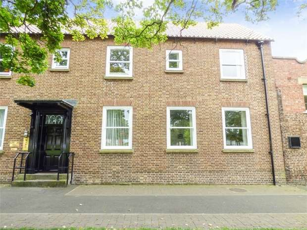 2 Bedrooms Flat for sale in Norton Hall, Stockton-on-Tees, Durham