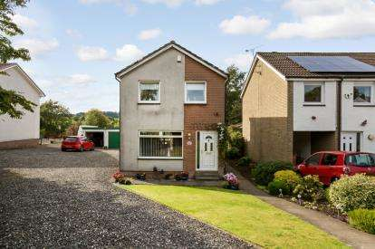 3 Bedrooms Detached House for sale in Bevan Grove, Johnstone